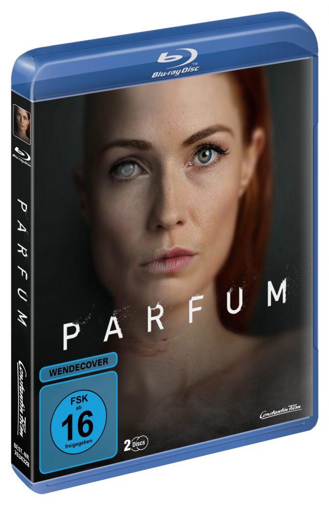 Das Blu-ray-Cover zu Parfum von © Constantin Film