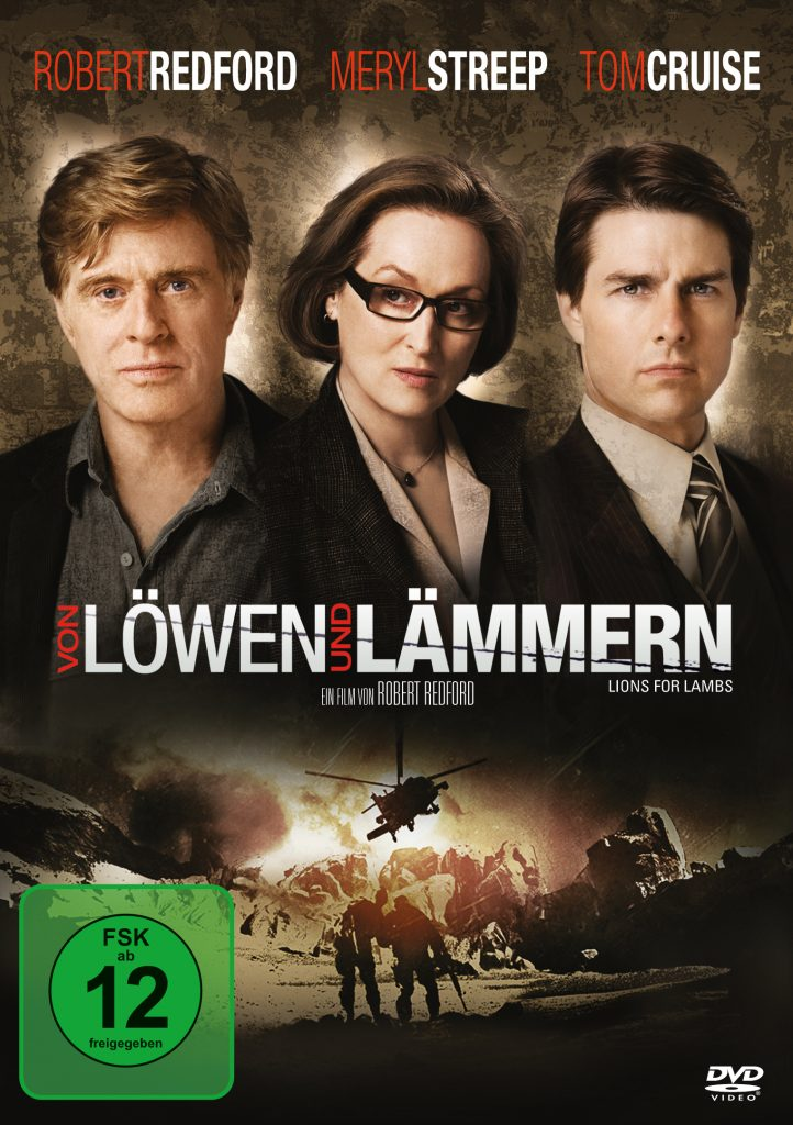 Das DVD-Cover zu Von Löwen und Lämmern ©Studio Hamburg Enterprises