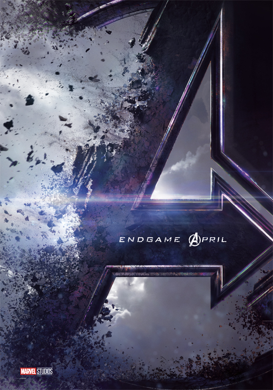 "Das Filmplakat zu ""Avengers: Endgame"". Seit 2009 gehört Marvel Studios zur Walt Disney Company ©Walt Disney Studios Motion Pictures"