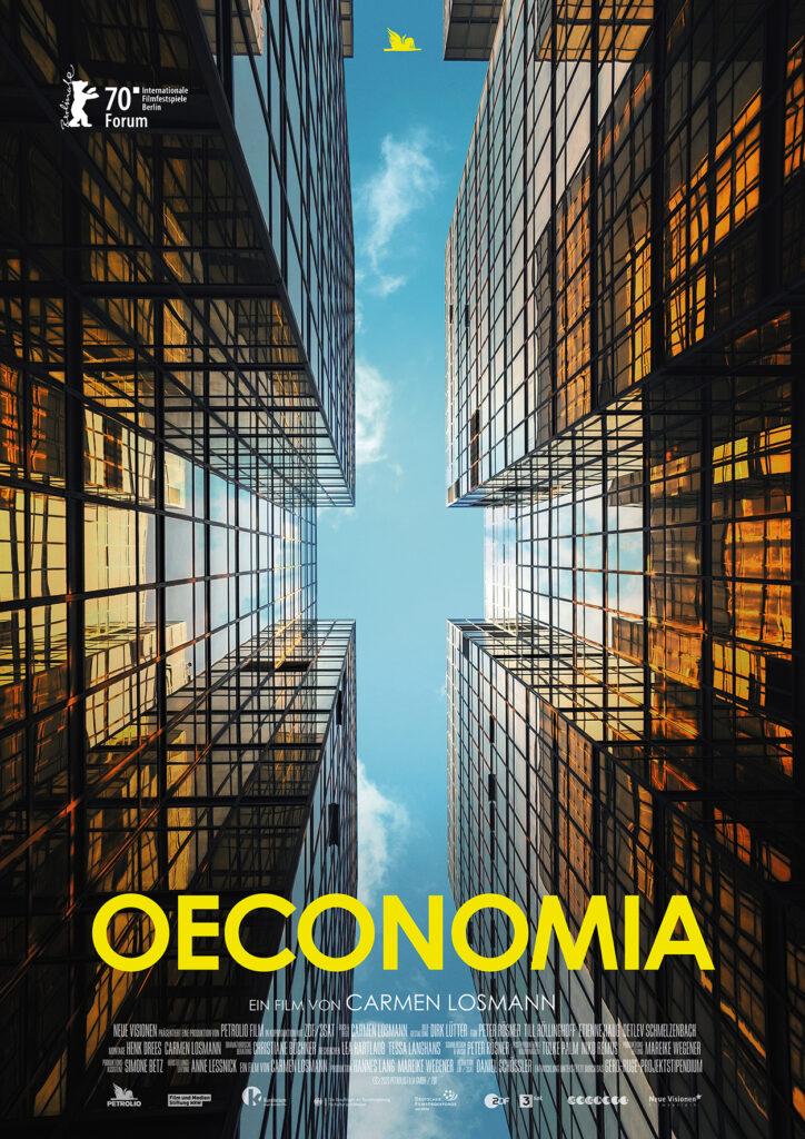"Das Plakat zum Dokumentationsfilm ""Oeconomia"""