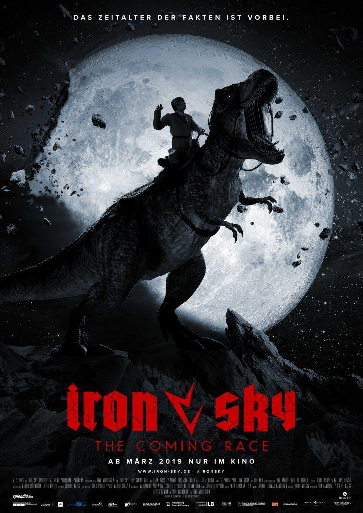 Das Kinoplakat zu Iron Sky The Coming Race © splendid film