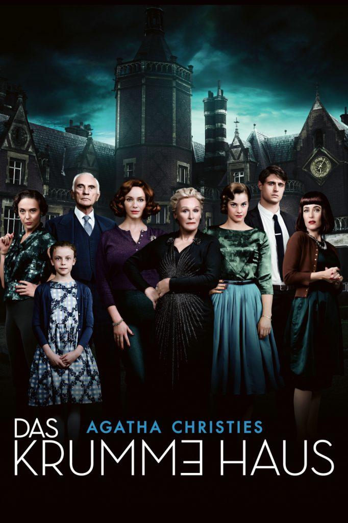 Das offizielle Poster von Das krumme Haus. © 2019 Twentieth Century Fox Home Entertainment