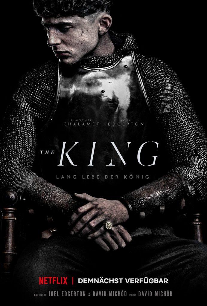 Das Originalplakat zu The King © 2019 Netflix