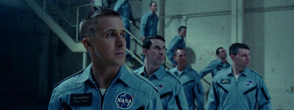 Das Team des GEMINI- Projekts in Aufbruch zum Mond © 2018 Universal Pictures International