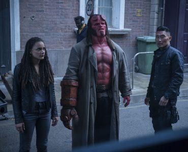 Das höllische Team in Hellboy © Universum Film