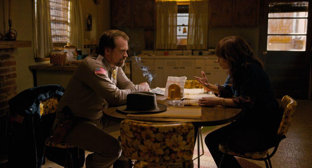 David Harbour und Winona Ryder sollen in der 3. Staffel Stranger Things mehr Screentime erhalten ©Netflix