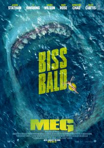 "Filmplakat zu ""The MEG"" © Warner Bros. Pictures"