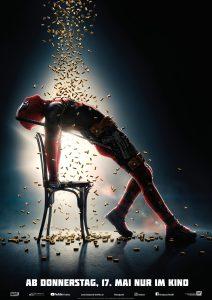 """Filmplakat zu """"Deadpool 2"""" © 20th Century Fox"""