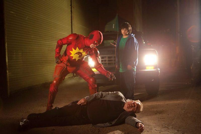 """James Gunn passt zu """"Suicide Squad 2"""" - wie sein böser Sinn für Humor in """"Shut up, Crime!"""" (2010) zeigt. ©Koch Films"""