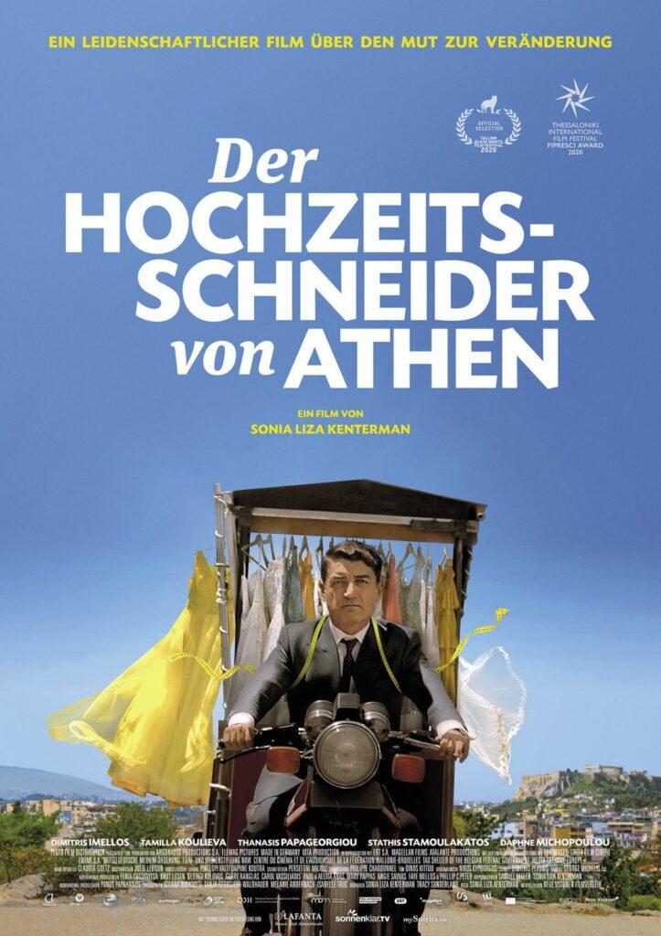 Das Poster zu Der Hochzeitsschneider von Athen © Neue Visionen Filmverleih