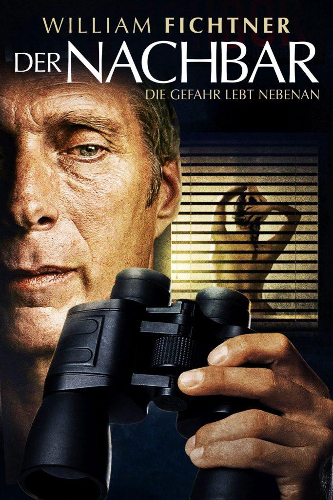 Das offizielle Poster von Der Nachbar - Die Gefahr lebt nebenan. © Tiberius Film