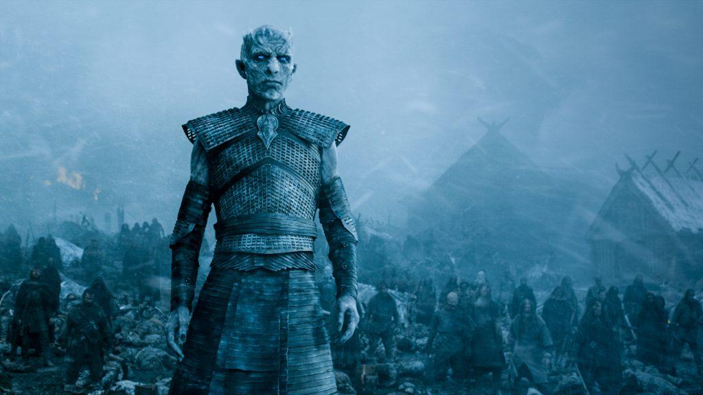 Der Nachtkönig in Game of Thrones aus 2016
