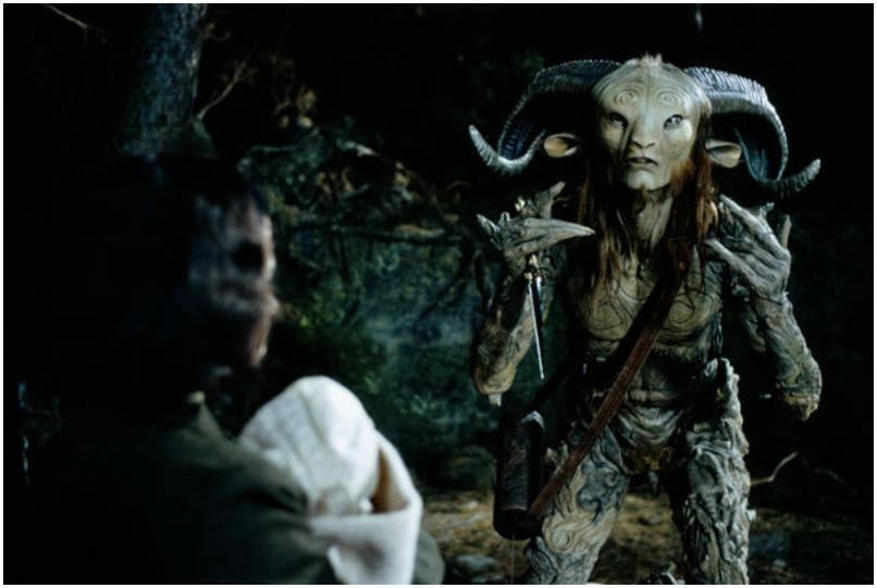 Der Pan in Pan's Labyrinth von 2006