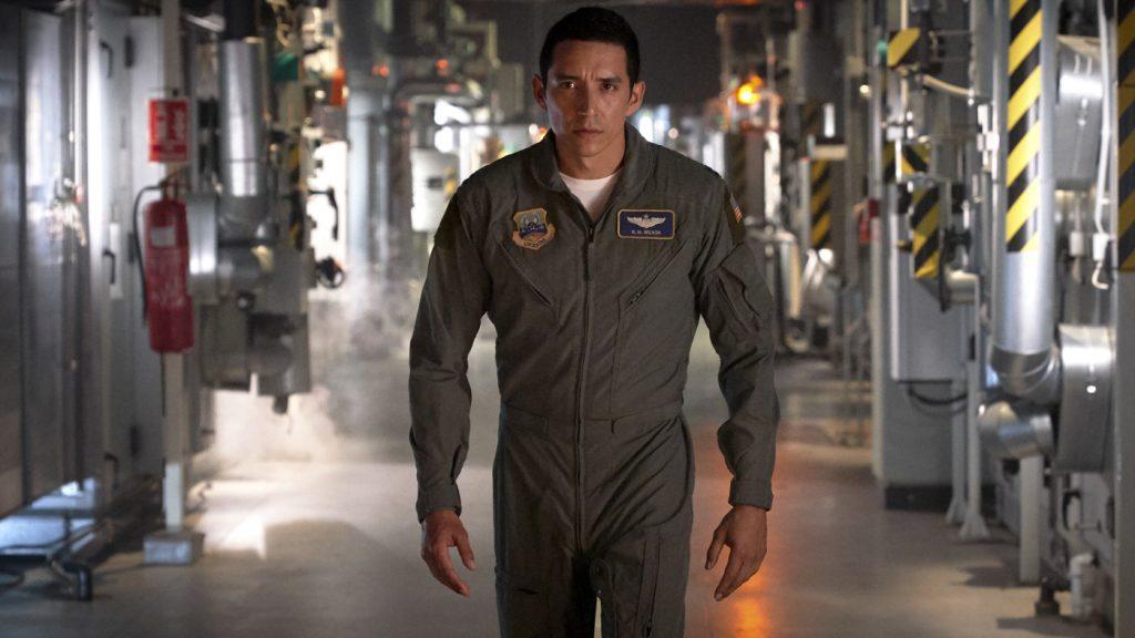Der Terminator Rev-9 (Gabirel Luna) geht auf die Jagd in Terminator: Dark Fate © 2019 Twentieth Century Fox
