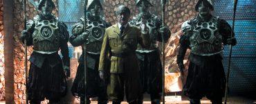 Der Trailer spoilert ihn schon: Hitler als Echsenmensch in Iron Sky The Coming Race © splendid film