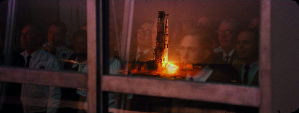 Der faszinierende Anblick eines Raketenstarts in Aufbruch zum Mond © 2018 Universal Pictures International