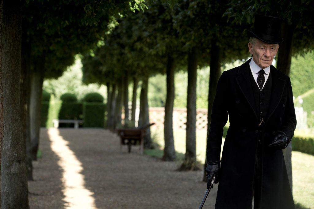Der wahre Mr. Holmes (Ian McKellen)