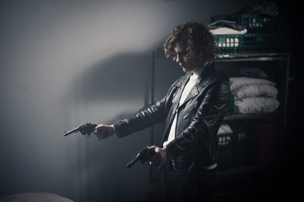 Teils wunderschön in Szene gesetzt Der schwarze Engel © Koch Films
