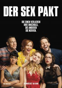 """Filmplakat zu """"Der Sex Pakt"""" ©Universal Pictures"""