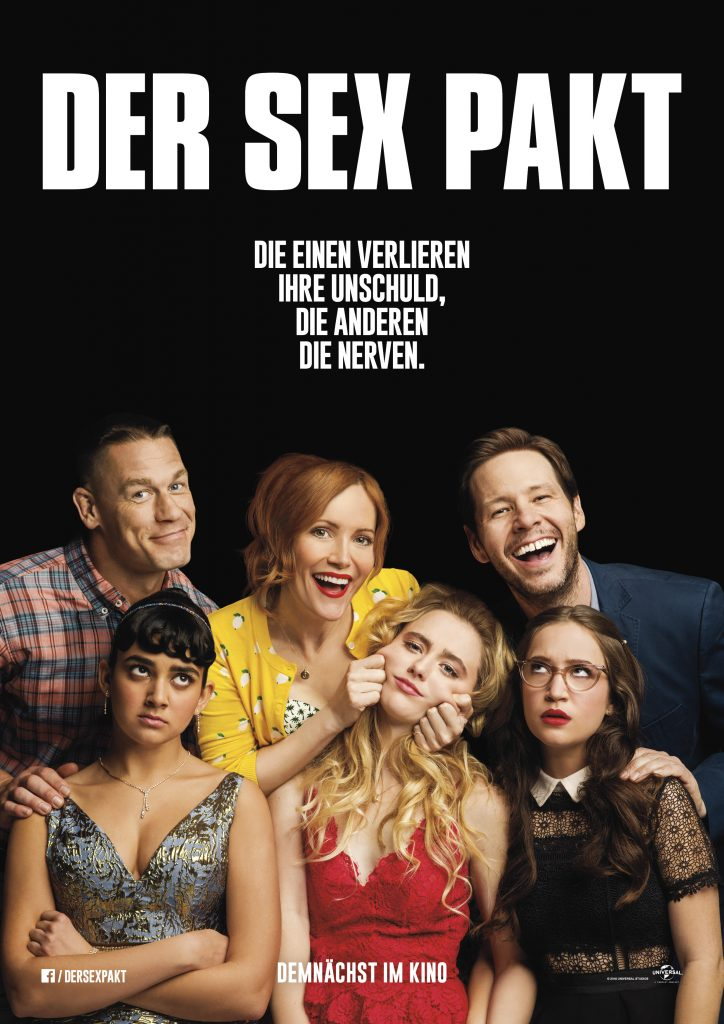 "Filmplakat ""Der Sex Pakt"" ©Universal Pictures"