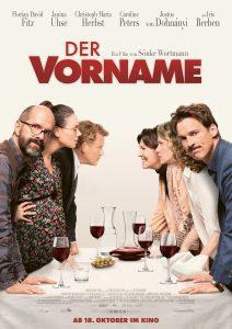 """Filmplakat zu """"Der Vorname"""" © Constantin Film"""
