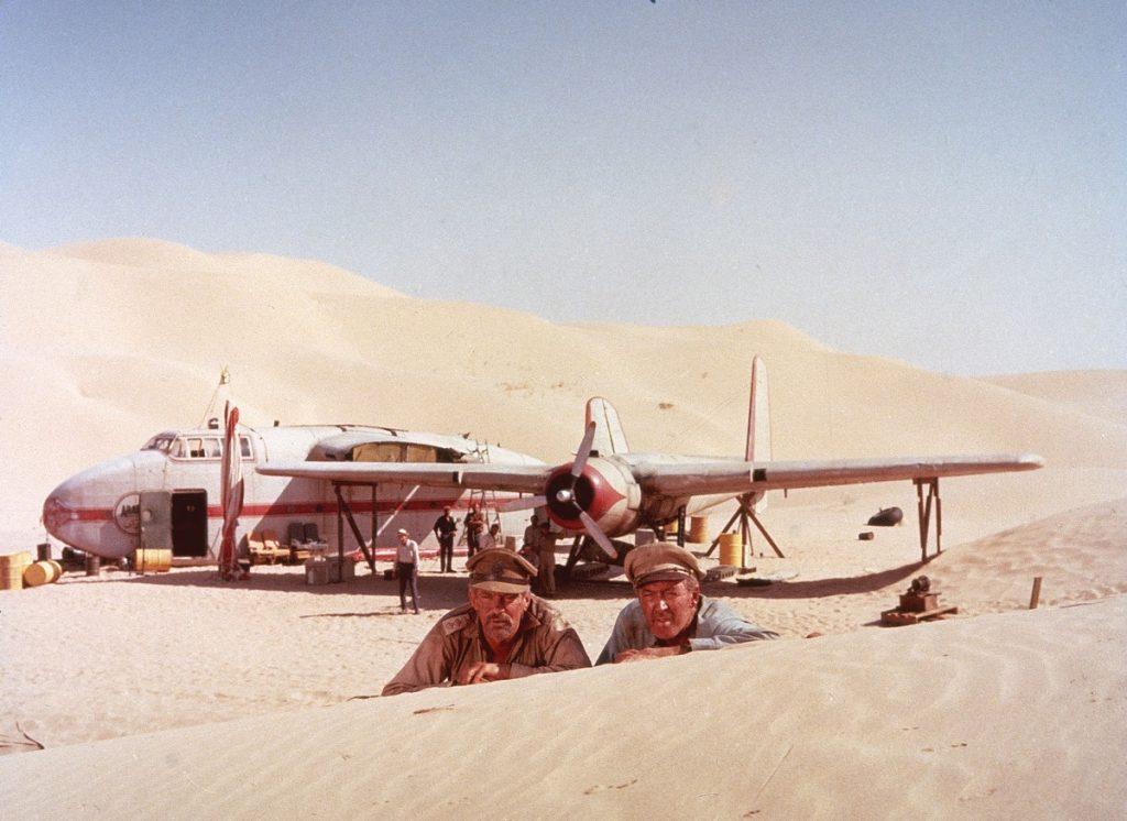 Screen 01 Der Flug des Phoenix © 20th Century Fox