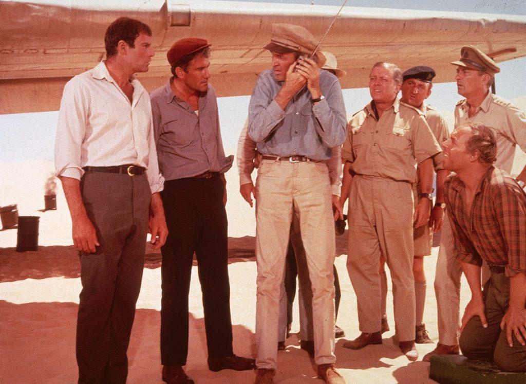 Screen 03 Der Flug des Phoenix © 20th Century Fox