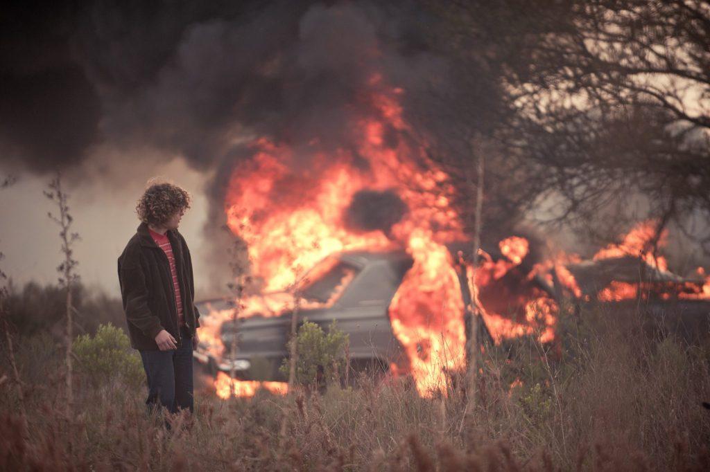 Die Gewalt eskaliert in Der schwarze Engel © Koch Films