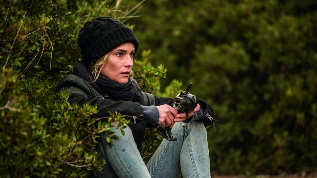 """Diane Kruger nachdenklich in """"Aus dem Nichts"""""""