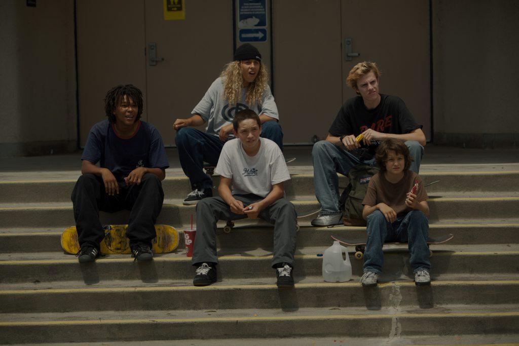 Die Gang in Mid90s @ 2018 JAYHAWKER HOLDINGS, LLC