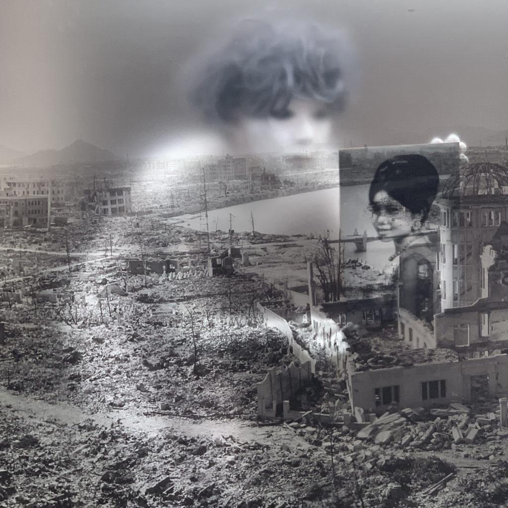 Die Geister wachen über die zerstörte Welt in Irradiés