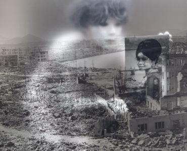 Die Geister wachen über die zerstörte Welt