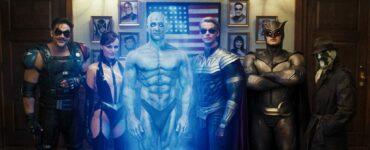 Die Helden aus Watchmen - Die Wächter aus 2009