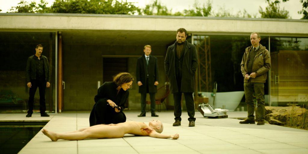 Die Leiche wird gefunden in Parfum © Constantin Film