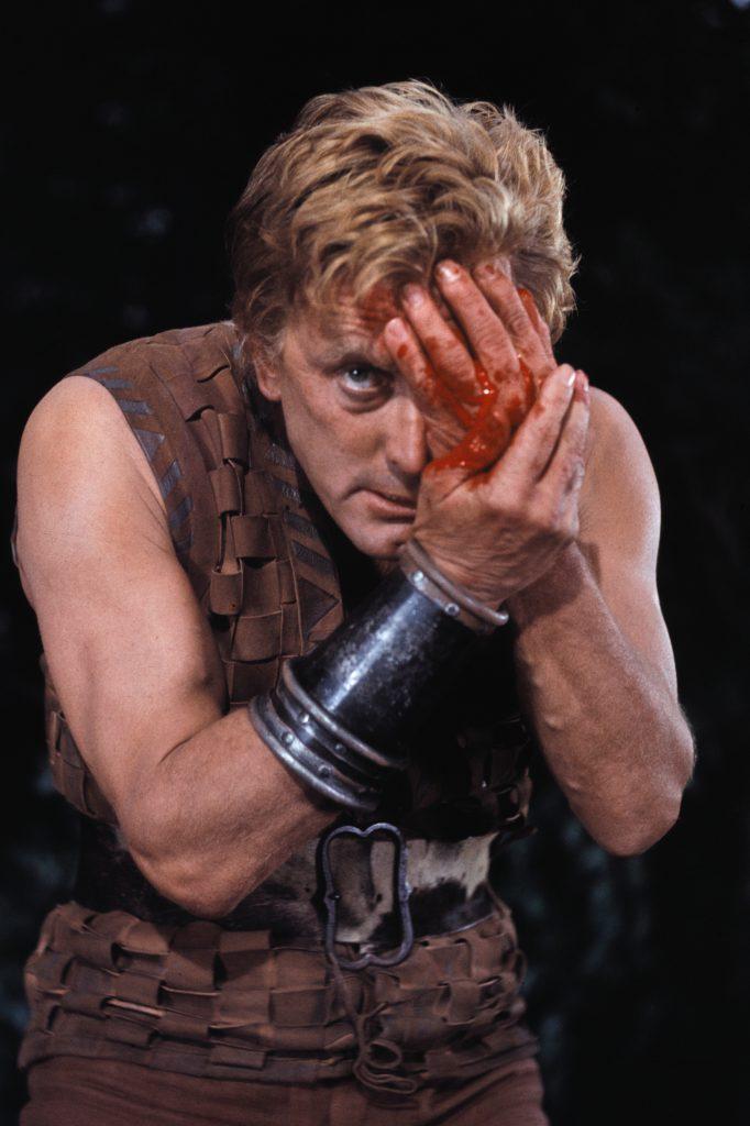 ...sorgt für böses Blut zwischen ihm und Einar (Kirk Douglas). | DIE WIKINGER © capelight pictures