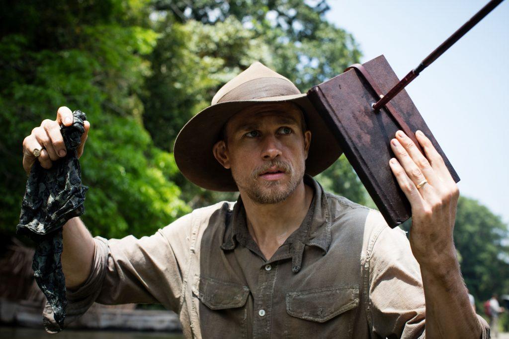 Percy Fawcett (Charlie Hunnam) weiß sich zu wehren in The Lost City of Z
