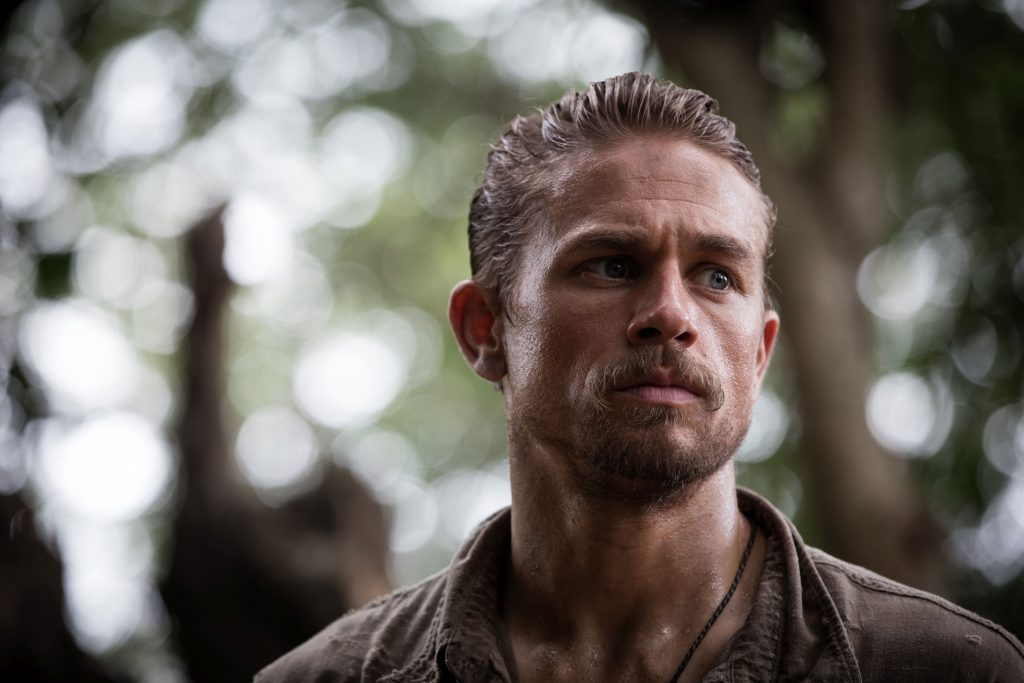 Percy Fawcett (Charlie Hunnam) in The Lost City of Z