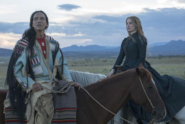 Sitting Bull möchte zu seinem Volk sprechen in Die Frau, die vorausgeht © Universum Film GmbH