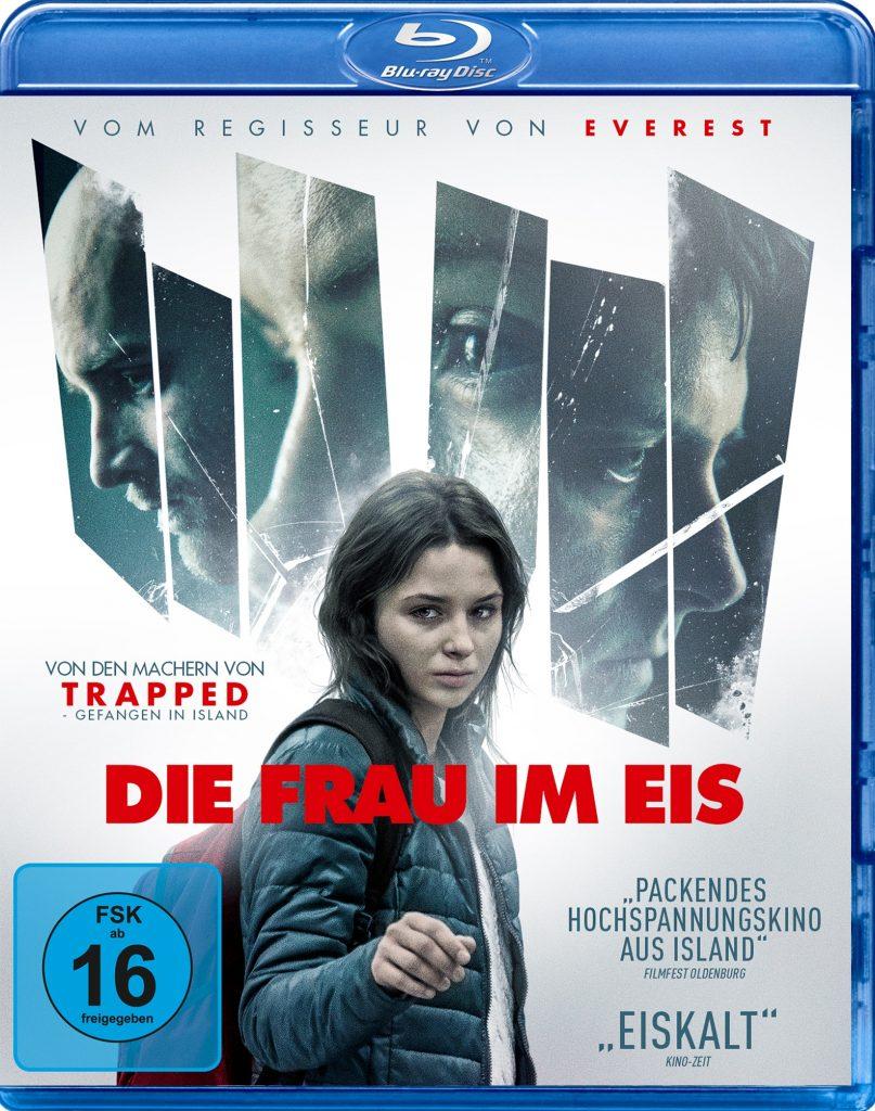 Das Blu-ray-Cover zu Die Frau im Eis © 2019 Koch Films