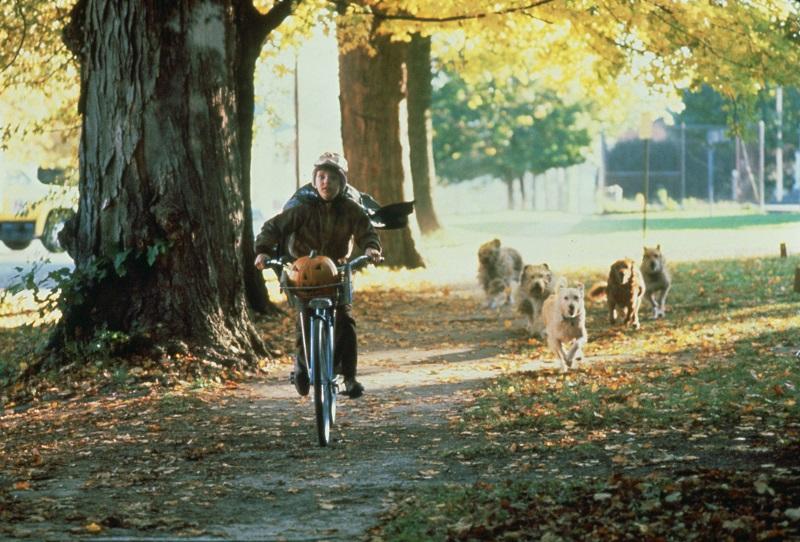Lukas Haas wird verfolgt in Die phantastische Reise ins Jenseits © Koch Films