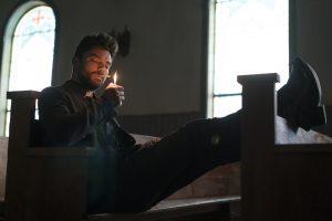 Dominic Cooper as Jesse Custer in Preacher 2016