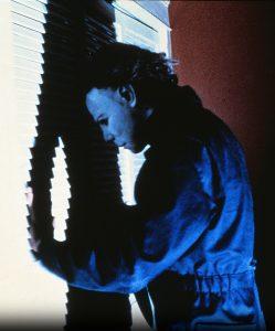 Donald Pleasance ist Michael Myers in Halloween - Die Nacht des Grauens von 1978