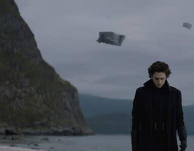 Timothée Chalamet als Paul Atreides in Dune