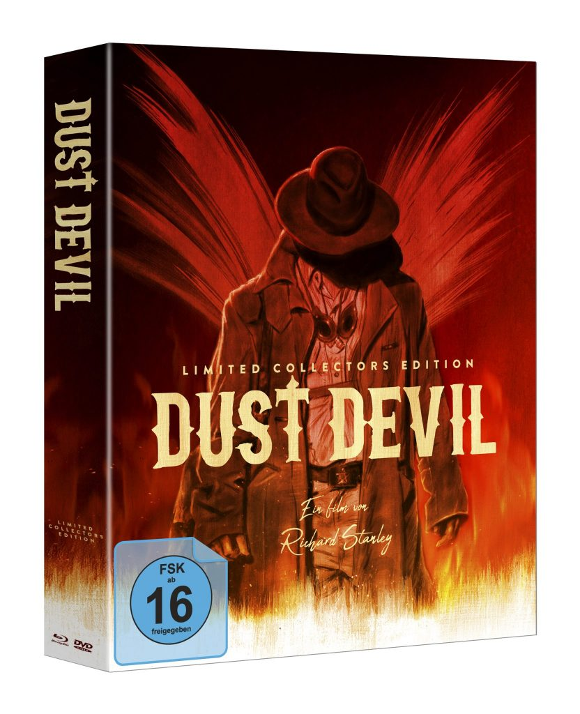 Cover zu Dust Devil © 2019 Koch Films
