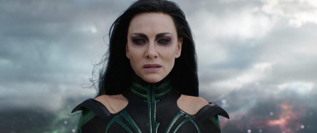 Marvel Studios' THOR: RAGNAROK..Hela (Cate Blanchett) ..Ph: Teaser Film Frame..©Marvel Studios 2017