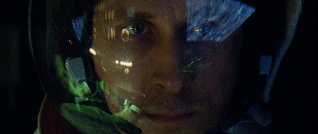 EIne kleine Hommage an Kubricks Science-Fiction-Meisterwerk in Aufbruch zum Mond © 2018 Universal Pictures International
