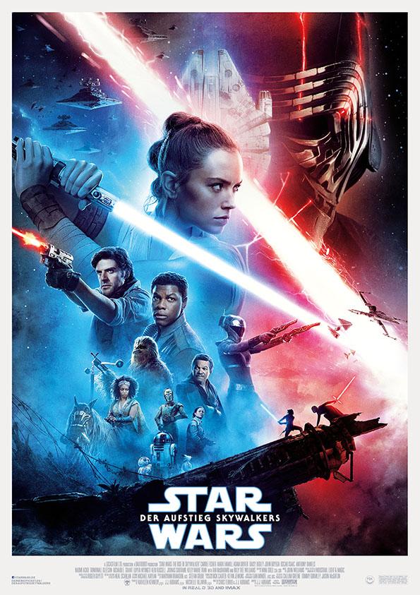 Kinoposter zu Star Wars: Der Aufsteig Skywalkers