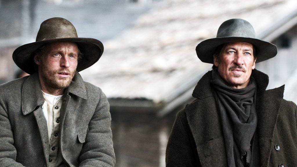 Edi Brenner (Florian-Brueckner) und Hans Brenner (Tobias-Moretti) in Das finstere Tal © X Verleih AG