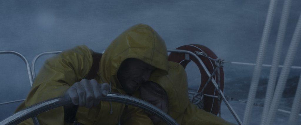 """Ein Sturm zieht auf in """"Die Farbe des Horizonts"""" © TOBIS Film GmbH"""