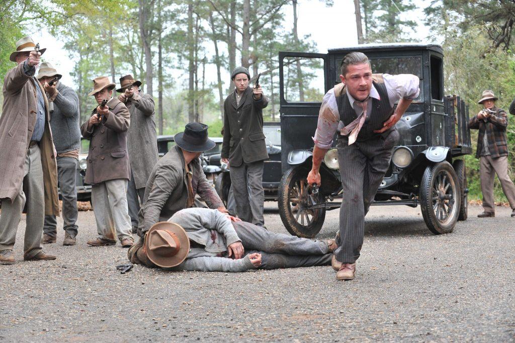 """Eine der vielen Schießereien in """"Lawless - Die Gesetzlosen"""" ©Koch Media"""